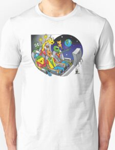 there is earth! Unisex T-Shirt