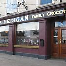 Hedigans pub and Grocers!! by heartyart