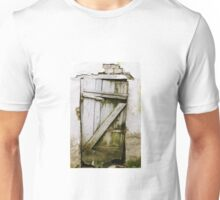 Old door Unisex T-Shirt