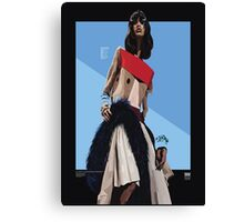 Generation Slim series Canvas Print