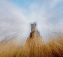 Lonely Tower by kassiel
