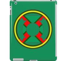 DC comics iPad Case/Skin