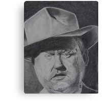 Hank Canvas Print
