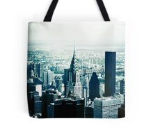 NYC - Chrysler Building Tote Bag