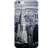 NYC - Chrysler Building iPhone Case/Skin