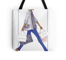 Off to Shop Tote Bag