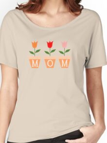 MOM Women's Relaxed Fit T-Shirt