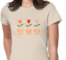 MOM Womens Fitted T-Shirt