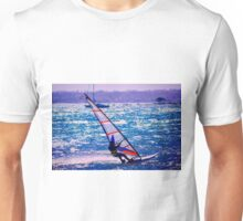 With A Quickness Unisex T-Shirt