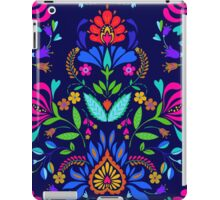 folk pattern - mexican vacation.  iPad Case/Skin