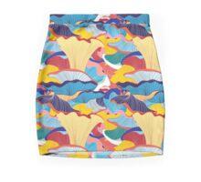 pattern of mushrooms Pencil Skirt