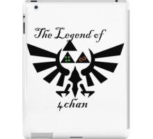 Legend of 4chan/8chan  iPad Case/Skin