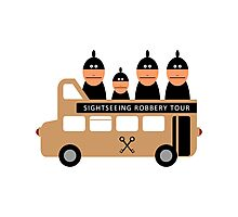 Sightseeing Robbery Tour 1 Photographic Print