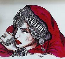 Waiting by Veena  Gupta