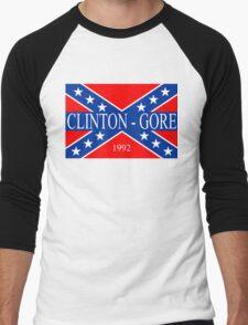 Clinton-Gore 1992 Men's Baseball ¾ T-Shirt