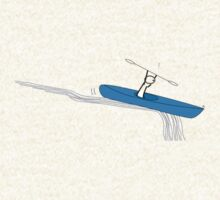 Kayaker by Mindful-Designs
