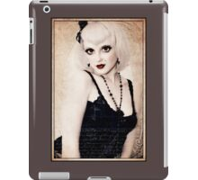 Debra Doll iPad Case/Skin