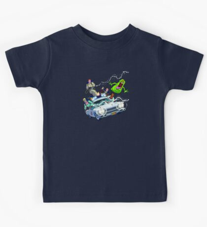 The Real Ghostbusters Kids Tee