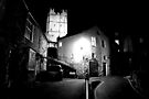 Richmond Castle At Night by Mat Robinson