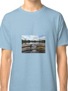 Chew Valley Lake, Somerset Classic T-Shirt