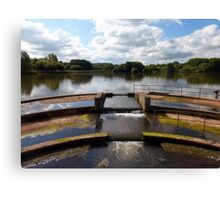 Chew Valley Lake, Somerset Canvas Print