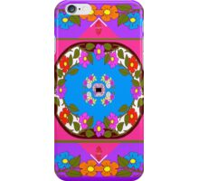 Smart Tech, Fashion, and Home Accessories in Lilac Foulard Design iPhone Case/Skin