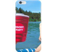 Summer Float iPhone Case/Skin