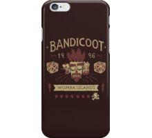 Bandicoot Time iPhone Case/Skin