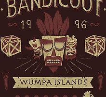 Bandicoot Time by Paula García