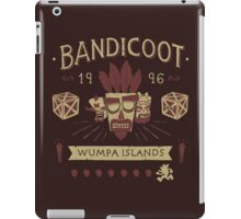 Bandicoot Time iPad Case/Skin