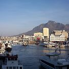 Harbour magic Cape Town South Africa by heartyart