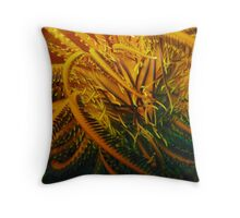 Feather Star Throw Pillow