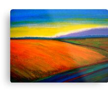 Landscape...Out in the Country Metal Print
