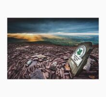 Summit of Pen Y Fan at Sunset Kids Clothes