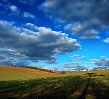 Essex Landscape by Nick Bland