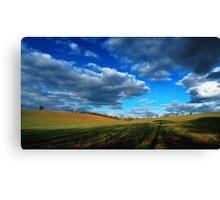 Essex Landscape Canvas Print