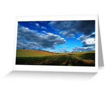 Essex Landscape Greeting Card