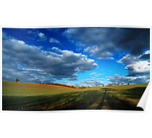 Essex Landscape Poster