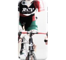 Biking In Her RCV iPhone Case/Skin