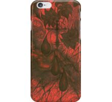 Red Hell iPhone Case/Skin