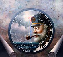 Sea Captain 6 by Yoo Choong Yeul