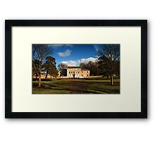 Great Linford Manor - Buckinghamshire Framed Print