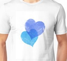 two hearts together Unisex T-Shirt