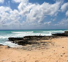 North Sound, Grand Cayman, Caribbean by Geetha Alagirisamy