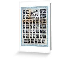 1972 Symsonia High School Greeting Card