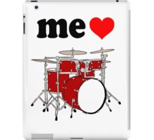 Me Love Drums iPad Case/Skin