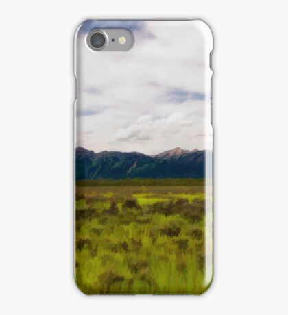 Jackson Hole iPhone Case/Skin