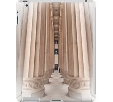 Architectural Pathway of Pillars iPad Case/Skin