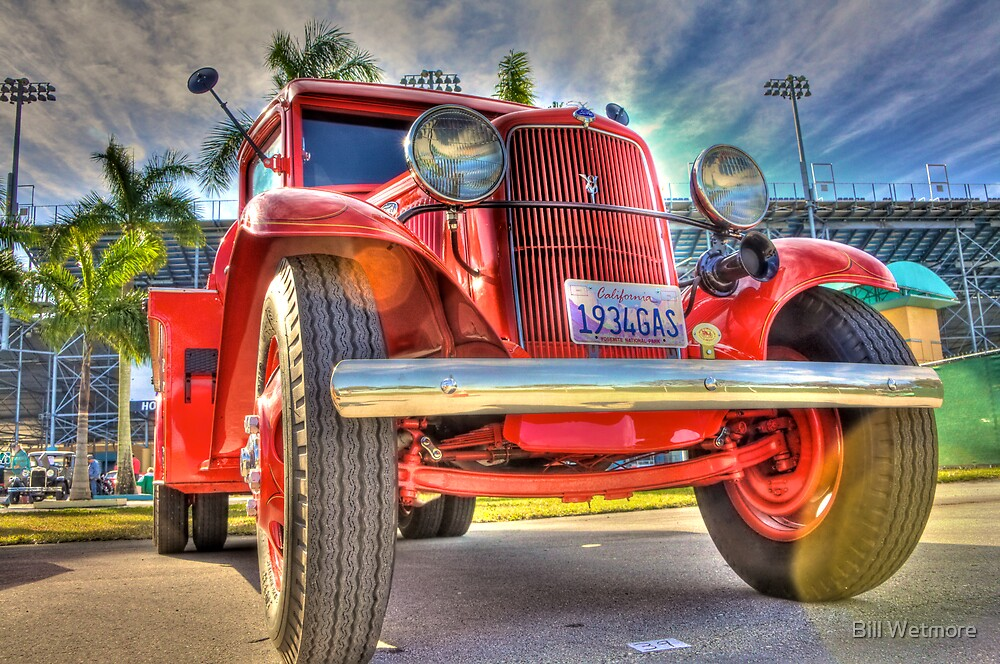 1934 Texaco Truck by njordphoto
