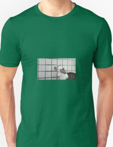 Cat drinking from a tap T-Shirt